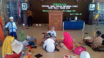 835 Peserta Ikuti Festival Anak Sholeh Indonesia INFOPLus